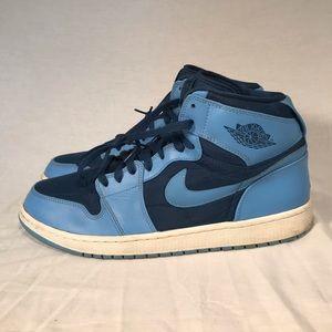 "Jordan 1 High Strap ""French Blue"""